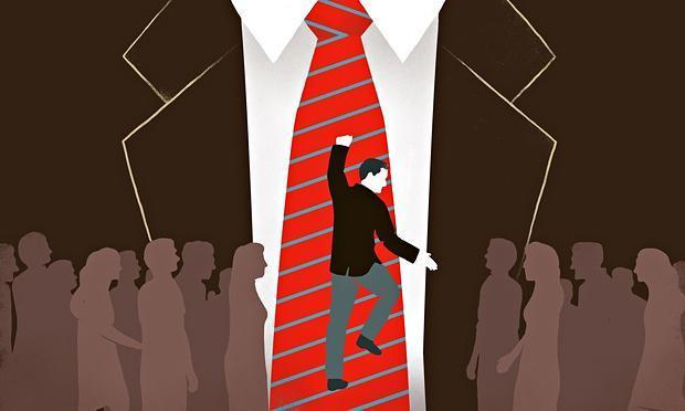 Illustration tsipras tie politics
