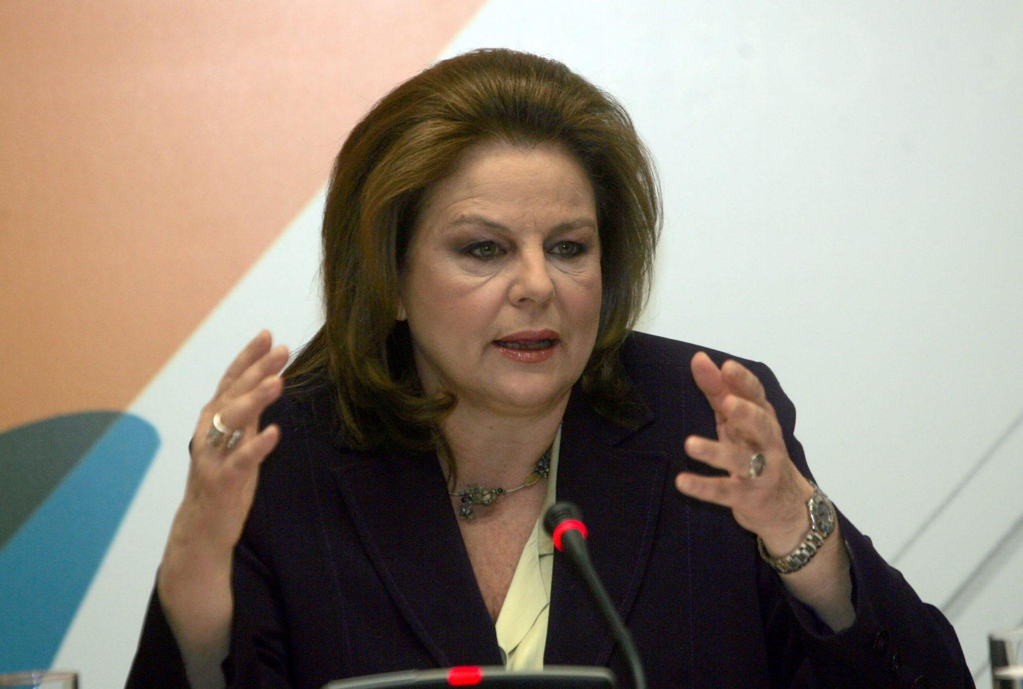 Λούκα Κατσέλη. Πρόεδρος ΕΤΕ