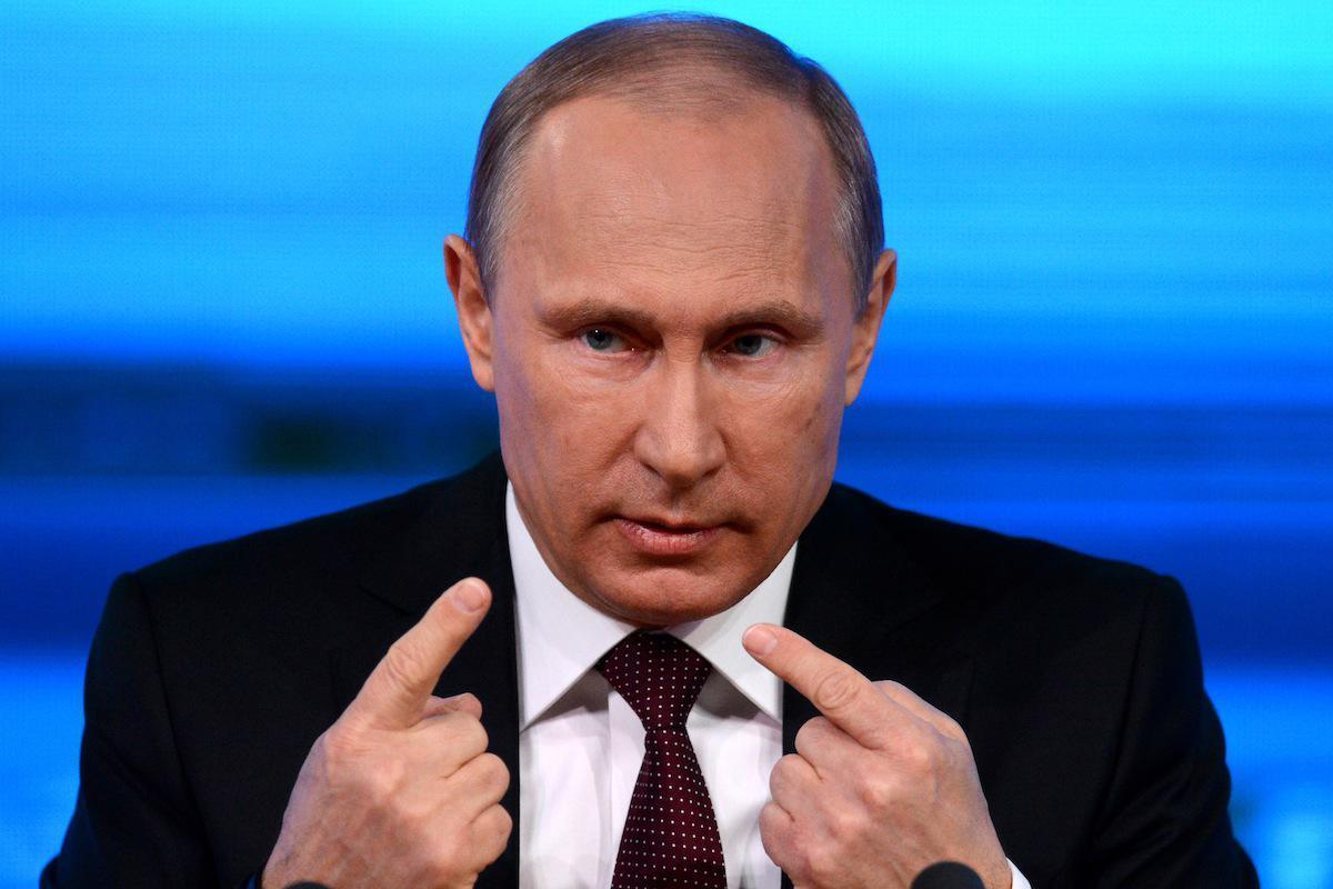 Βλαντιμίρ Πούτιν Vladimir Putin
