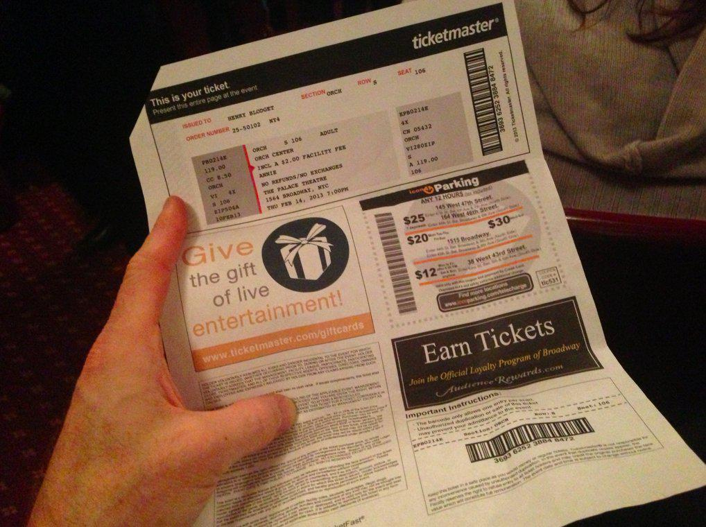 paper-tickets