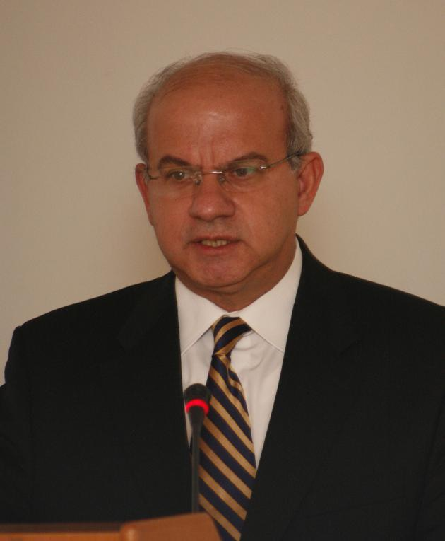Ντένης Πλέσσας. Αντιπρόεδρος Επιχειρηματικών Αναπτυξιακών Πρωτοβουλιών Ευρώπης, Μέσης Ανατολής και Αφρικής και εκπρόσωπος της Lockheed Martin