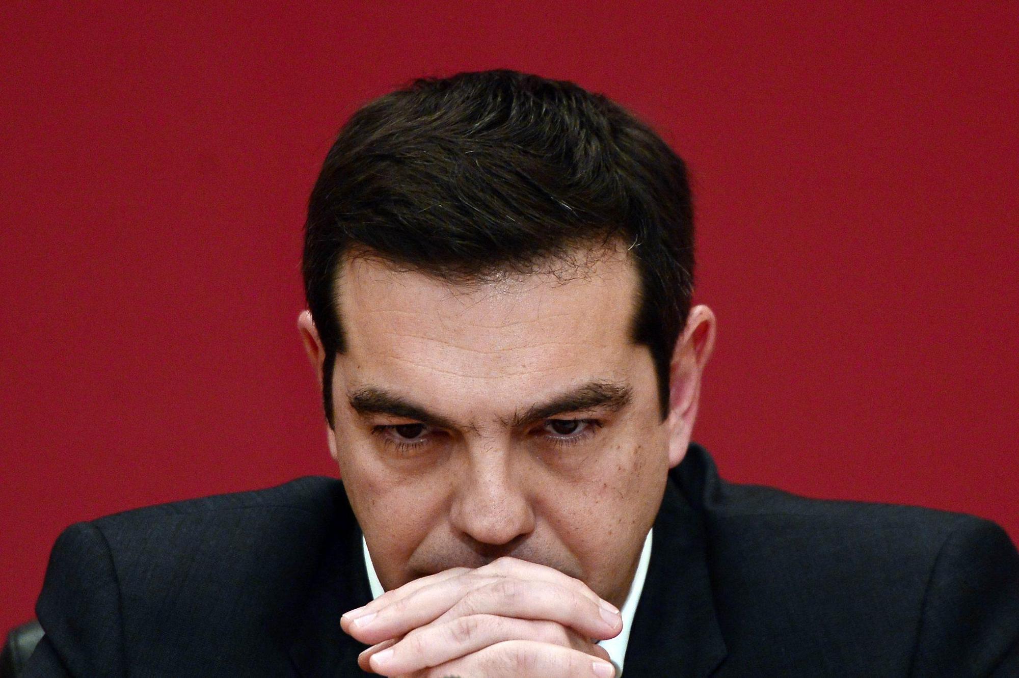 Αλέξης Τσίπρας. Ετών 42. Πρωθυπουργός