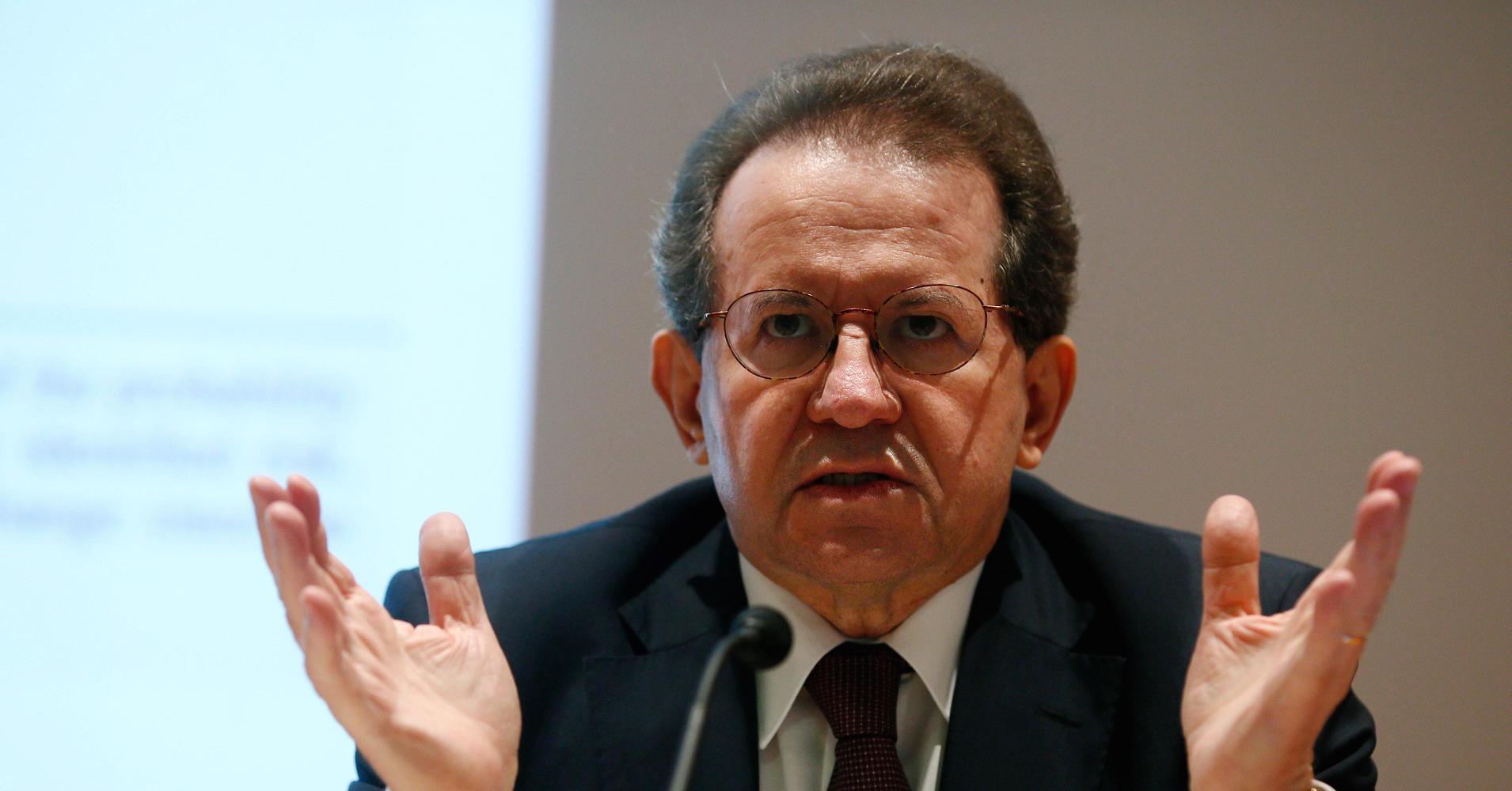 Vitor Constancio. Αντιπρόεδρος ECB