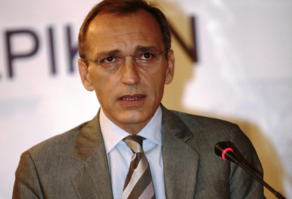 Λεωνίδας Μπόμπολας, Πολιτικός Μηχανικός, Διευθύνων Σύμβουλος ΕΛΛΑΚΤΩΡ