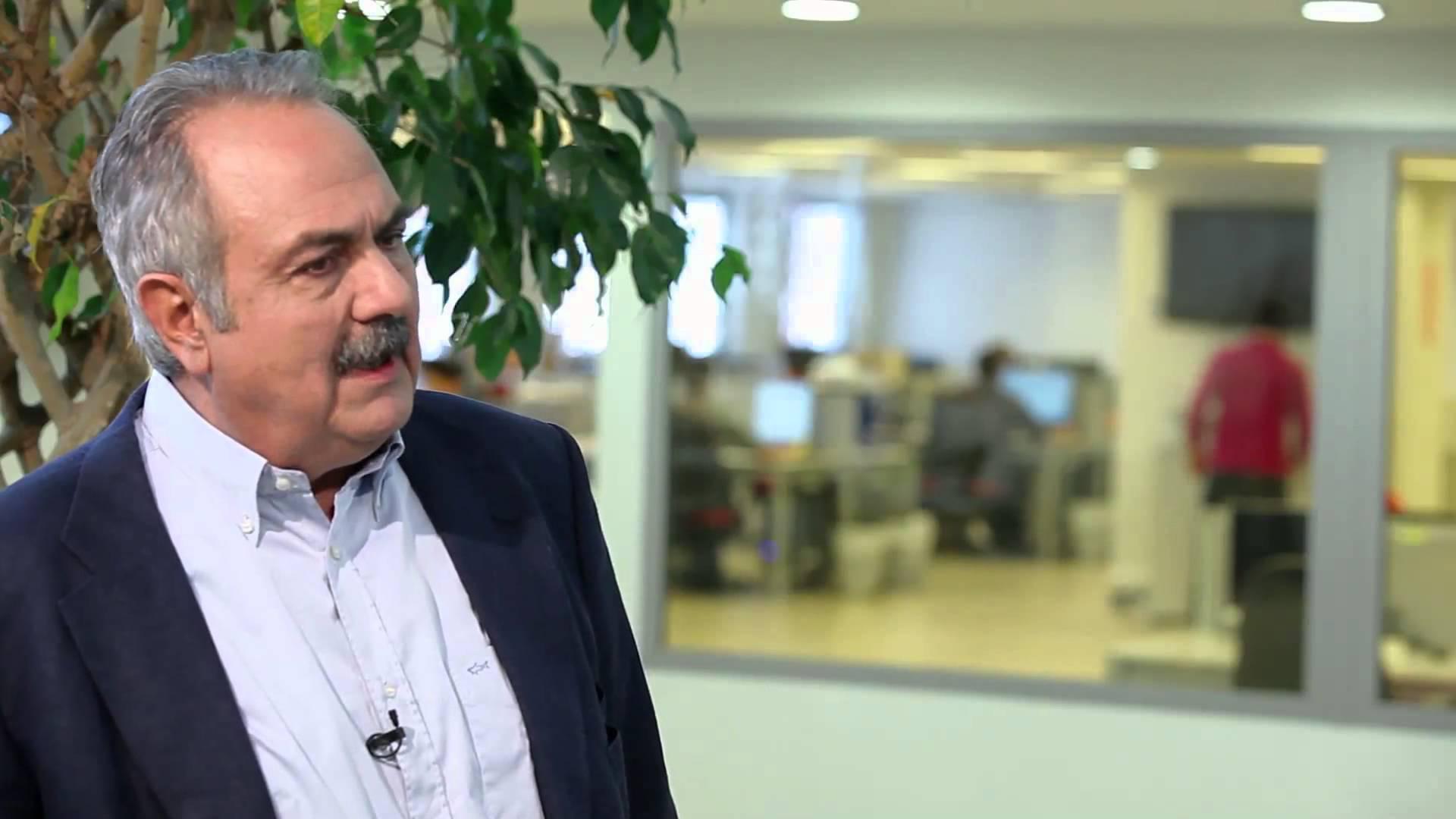 Γιώργος Γεράρδος, επικεφαλής ΠΛΑΙΣΙΟ COMPUTERS.