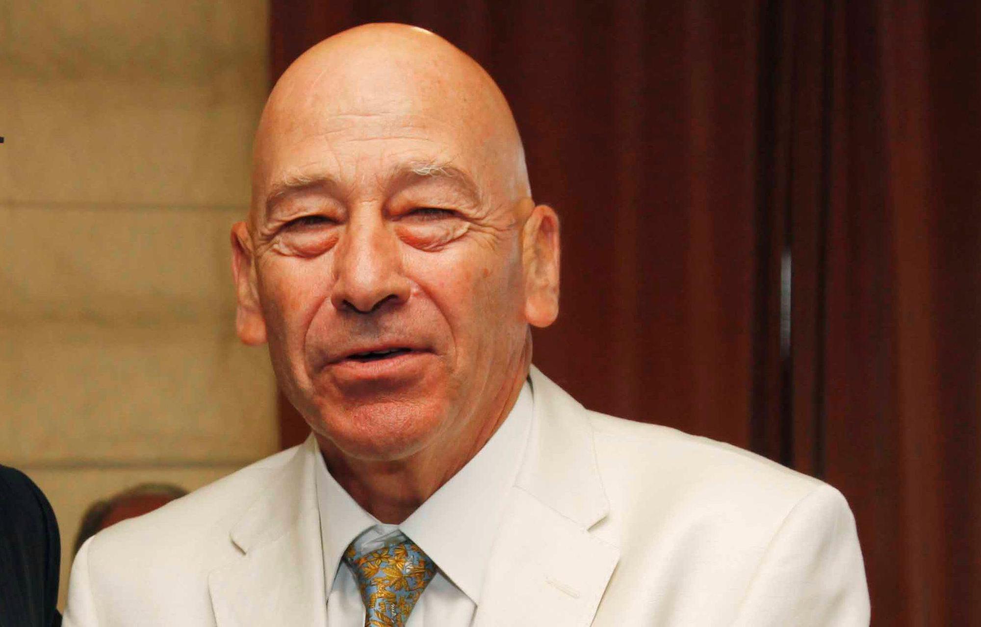 Γιώργος Προκοπίου, ετών 66, επικεφαλής Dynacom.