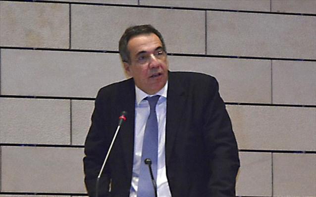 Λεωνίδας Φραγκιαδάκης. Ετών 51. Διευθύνων Σύμβουλος ΕΤΕ