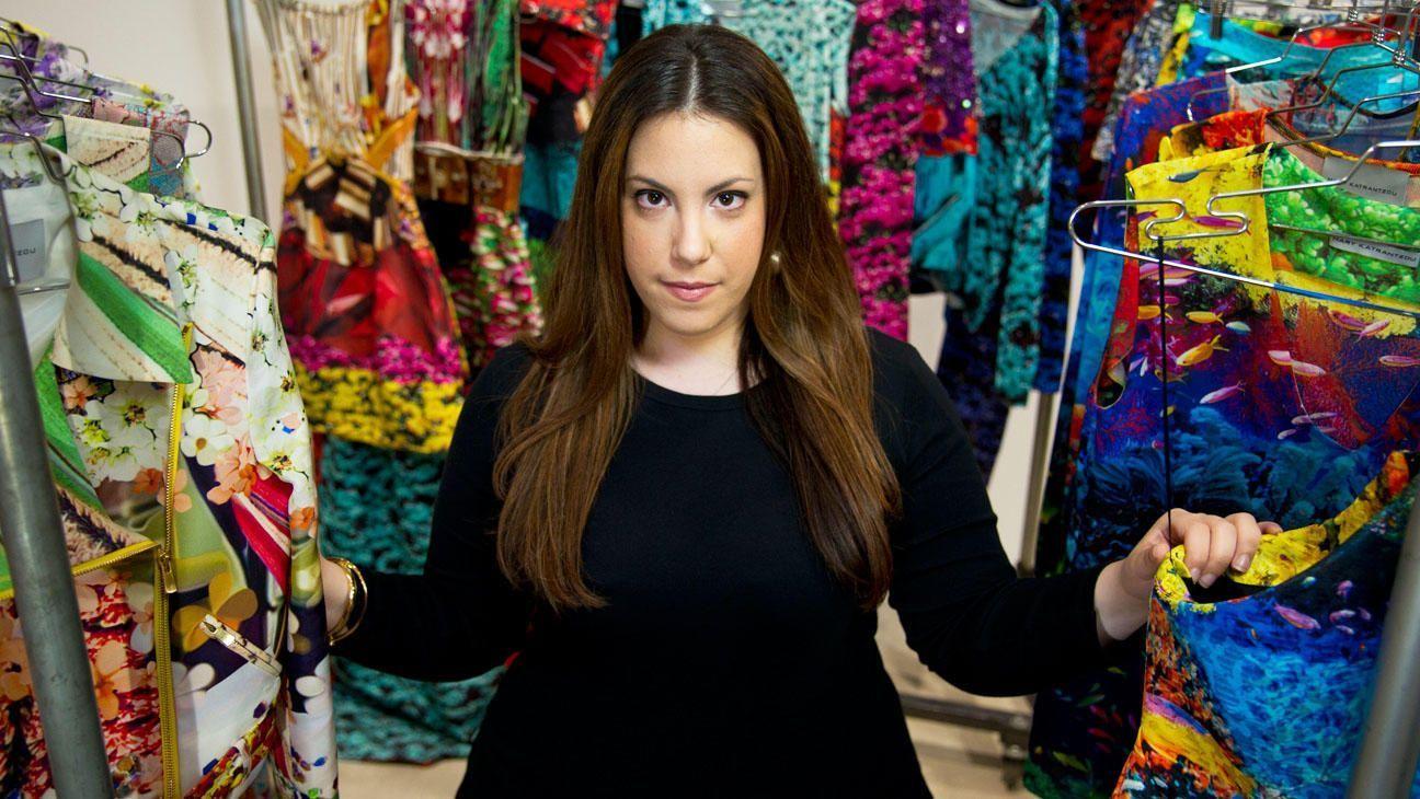 Designer Mary Katrantzou