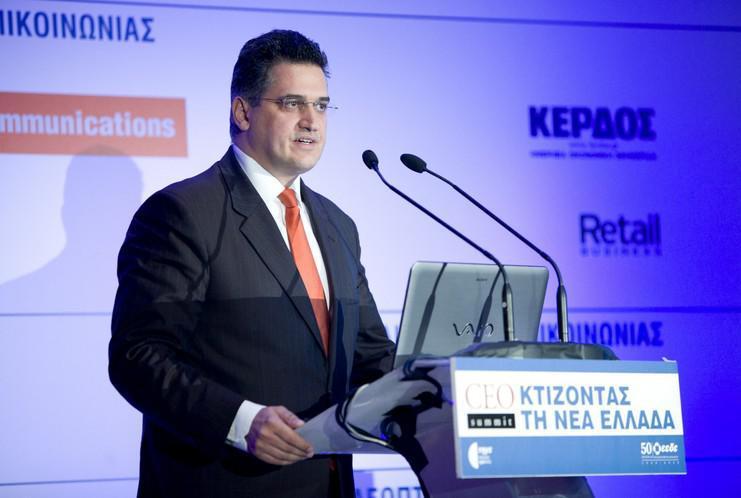 Πάνος Παπαδόπουλος, Διευθύνων Σύμβουλος Forthnet