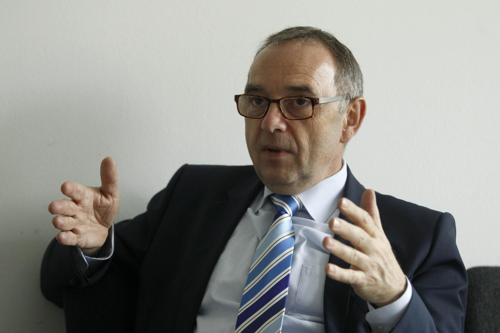 Norbert-Walter Borjans, Υπουργος Οικονομικών, North Rhine-Westphalia