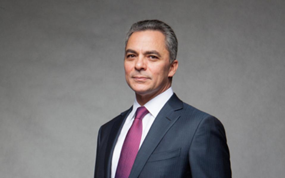 Αναστάσης Δαυἰδ. CEO Coca Cola 3E