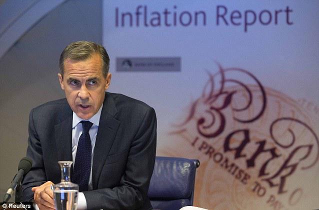M.Carney. Επικεφαλής της Τράπεζας της Αγγλίας (ΒΟΕ)