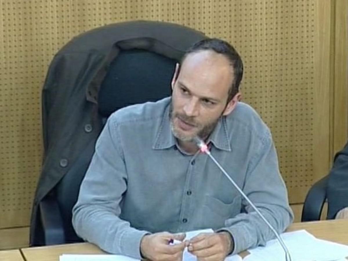 Φραγκίσκος Κουτεντάκης. ΓΓ Δημοσιονομικής Πολιτικής