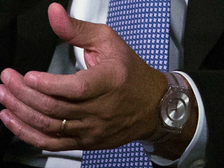 Lloyd Blankfein. Ετών 65. CEO Goldman Sachs