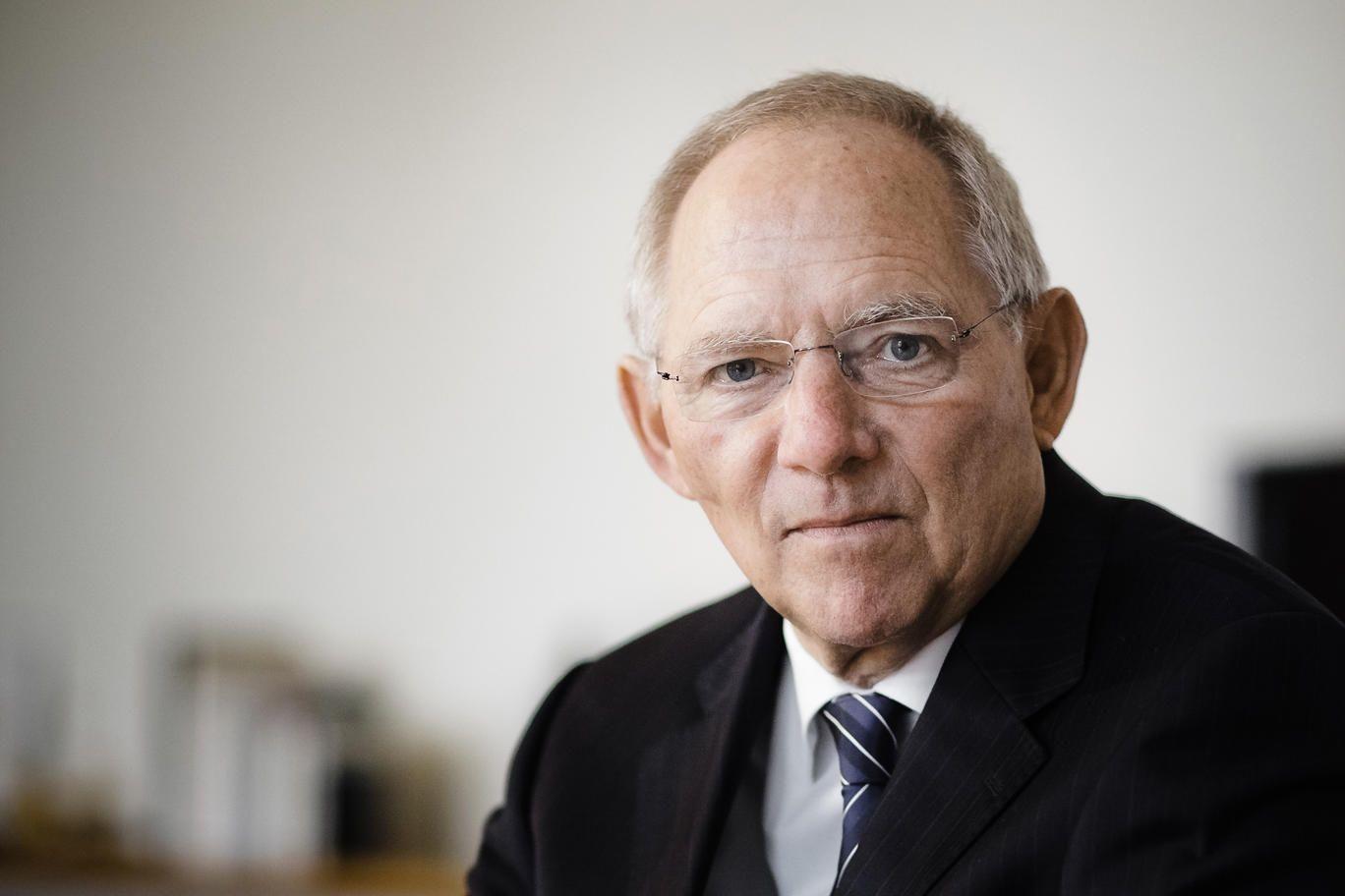 Soiblε Σόιμπλε Σοιμπλε Schäuble