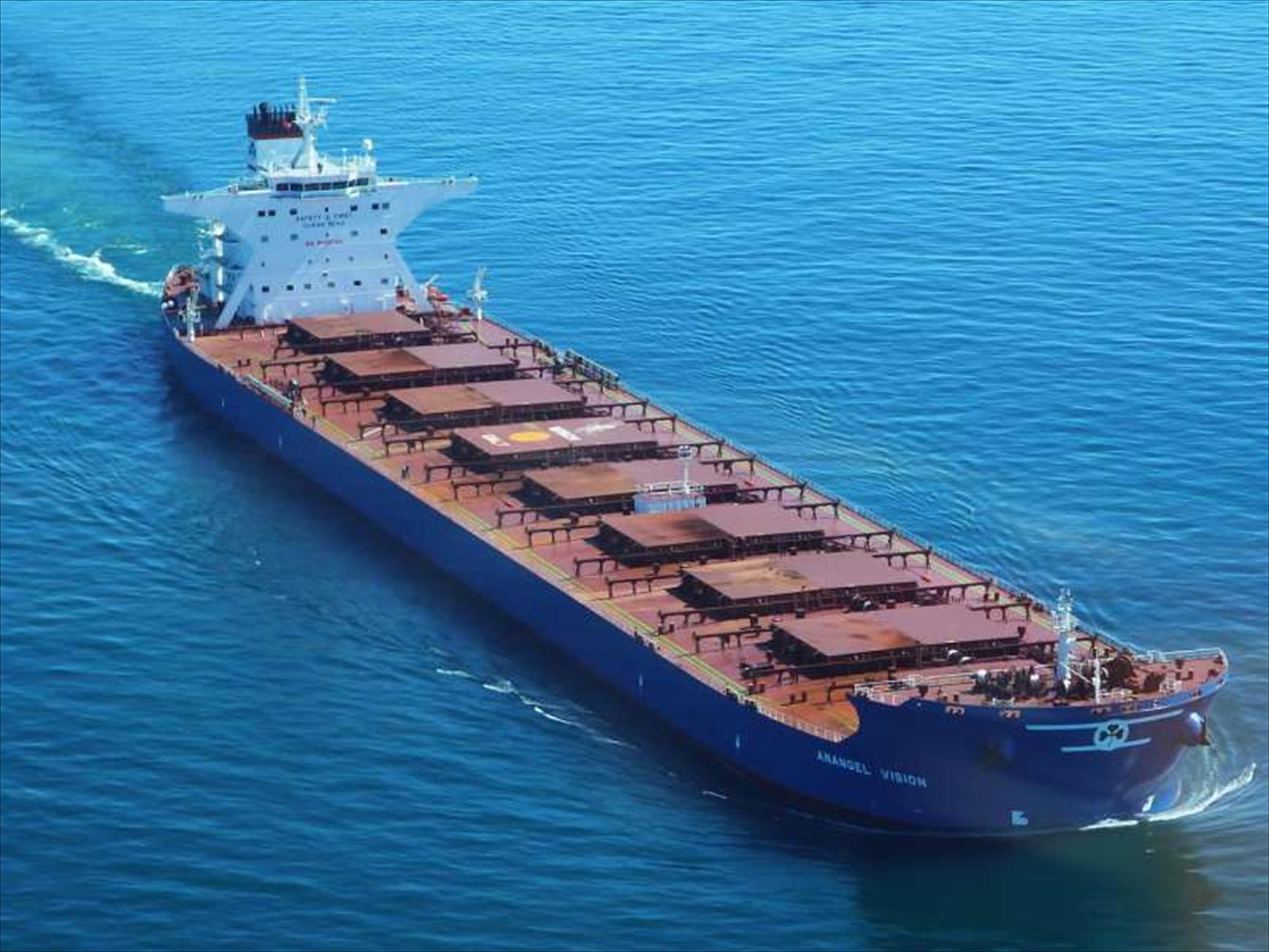 bulker ναυλαγορά