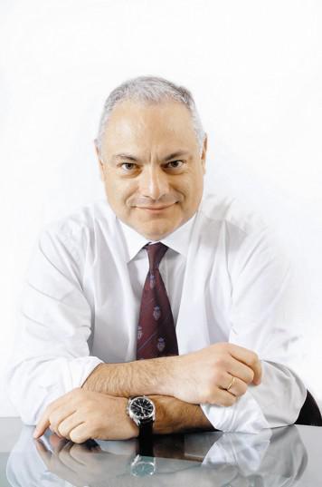 Γιάννης Στρούτσης, πρόεδρος και διευθύνων σύμβουλος ΗΛΕΚΤΡΟΝΙΚΗ