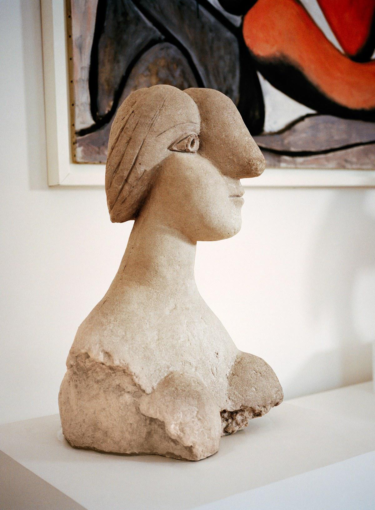 Bust of a Woman ,1931