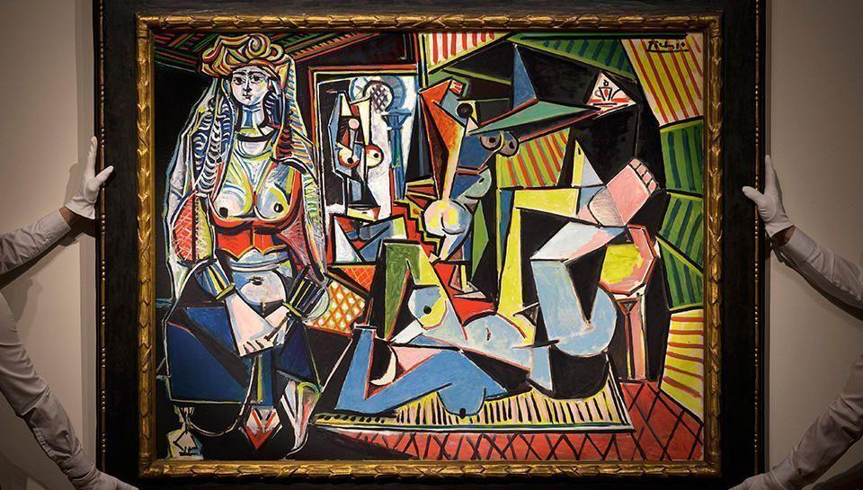 """Το εργο του Picasso, Les femmes d'Alger (Version """"O"""") πουλήθηκε για 179,4 εκ"""