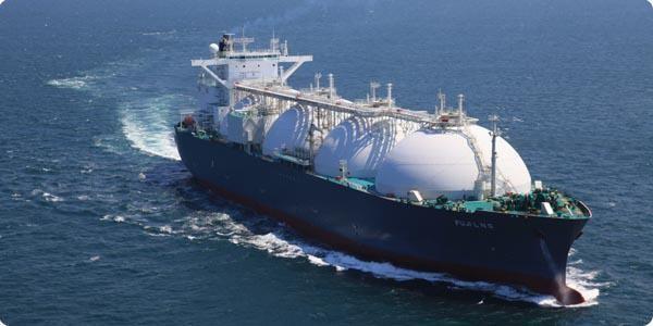 Το Fuji LNG της TMS Cardiff Gas