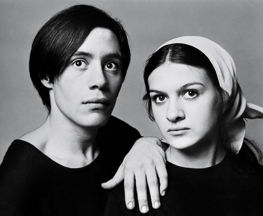 Claude & Paloma Picasso το 1963