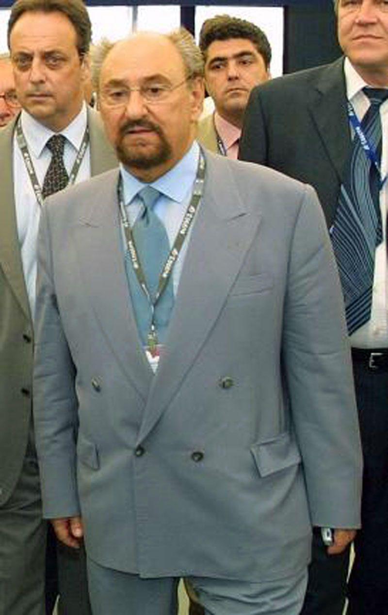 Κωνσταντίνος Στέγγος. Επικεφαλής Ολυμπιακής Τεχνικής