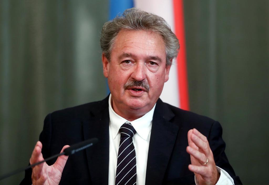 Jean Asselborn, υπουργός εξωτερικών Λουξεμβούργου