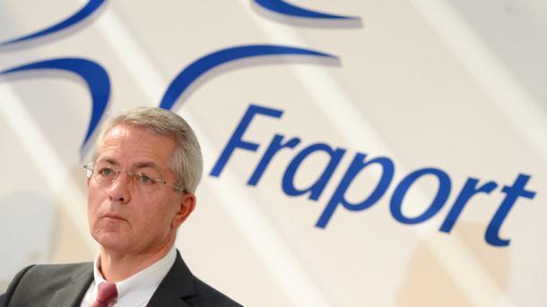 StefanSchulte. CEO FRAPORT