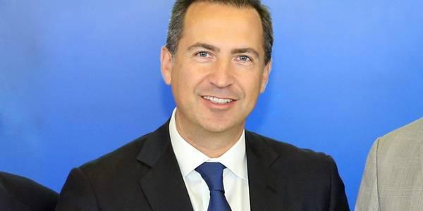 Σταμάτης Τσαντάνης, πρόεδρος και CEO της Seanergy Maritime Holdings Corp.