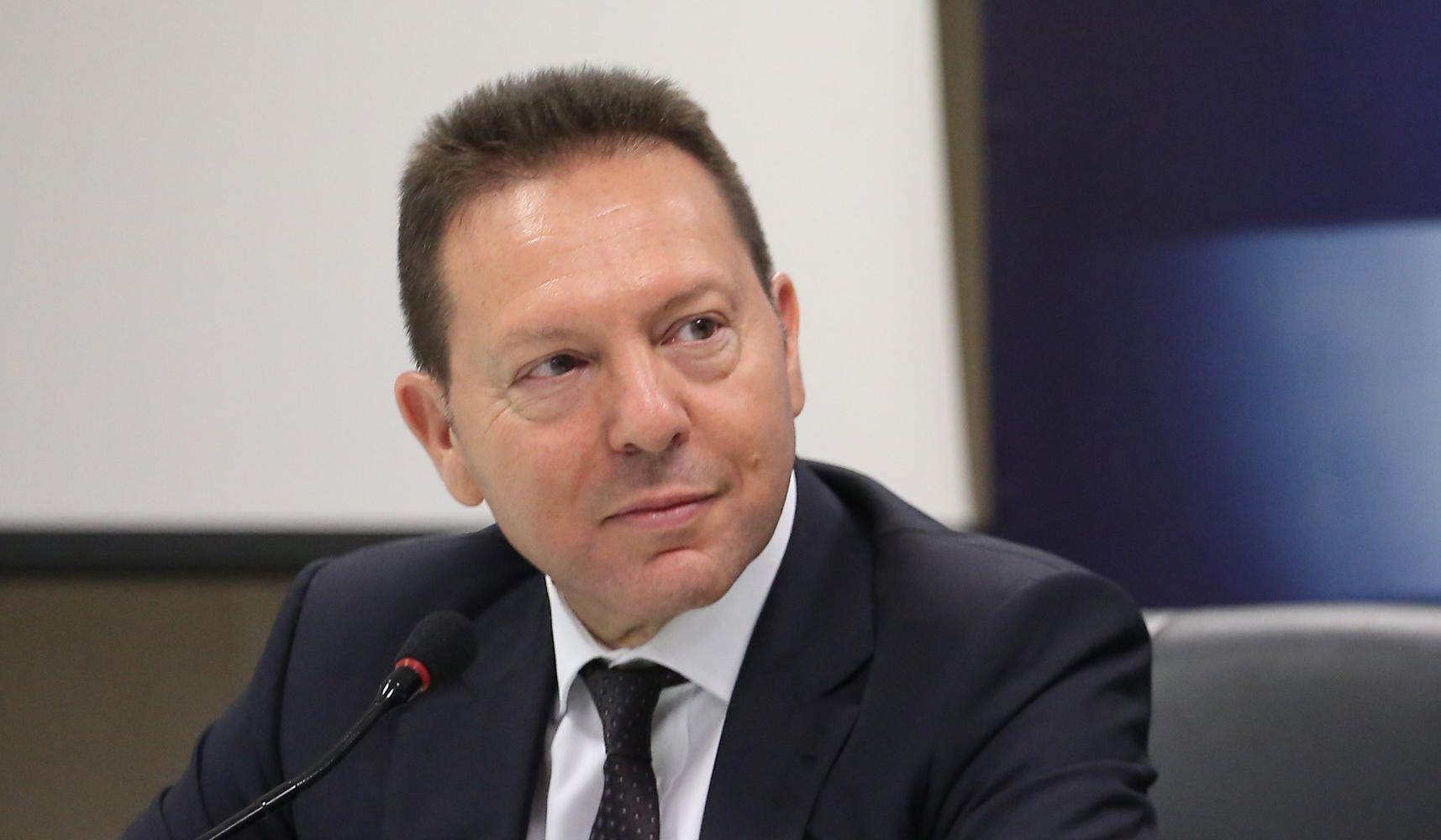 Στουρνάρας τράπεζα της Ελλάδος