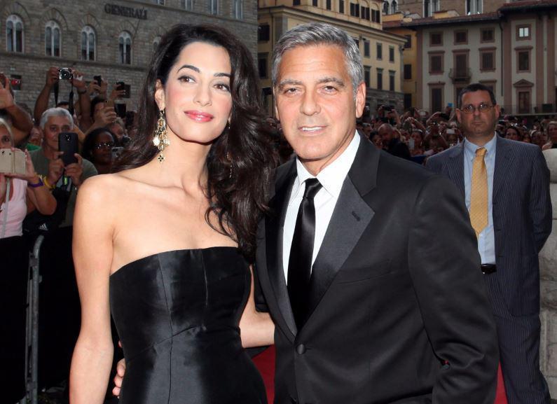 George Clooney, Amal Alamudin