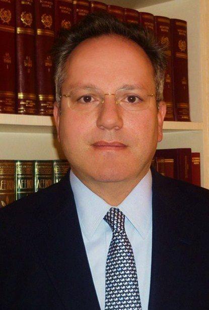 Ηλίας Μπίσιας. Δικηγόρος Αθηνών-Ζυρίχης