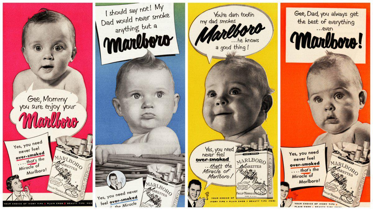 1d67fb76864 Αυτές είναι οι 16 πιο εξωφρενικές διαφημίσεις τσιγάρων στον κόσμο ...
