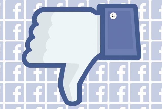 dislike facebook-logo