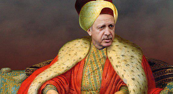 Ρετζέπ Ταγίπ Ερντογάν, πρόεδρος της Τουρκίας