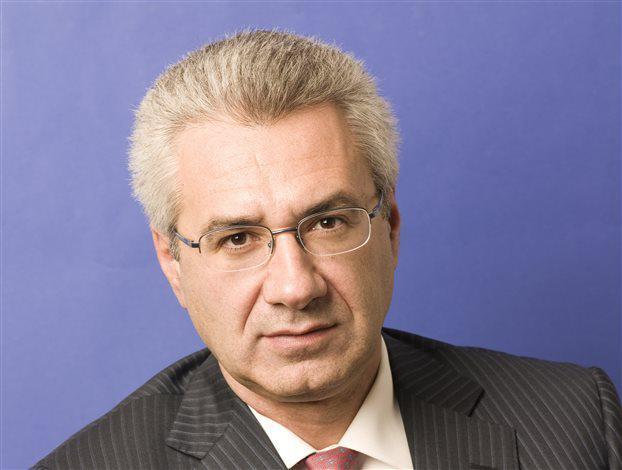 Θεόδωρος Καλαντώνης. Αναπληρωτής διευθύνων σύμβουλος Eurobank