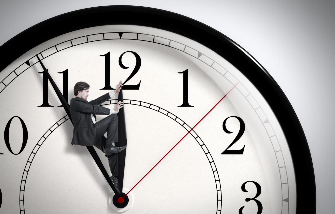 stock-clock