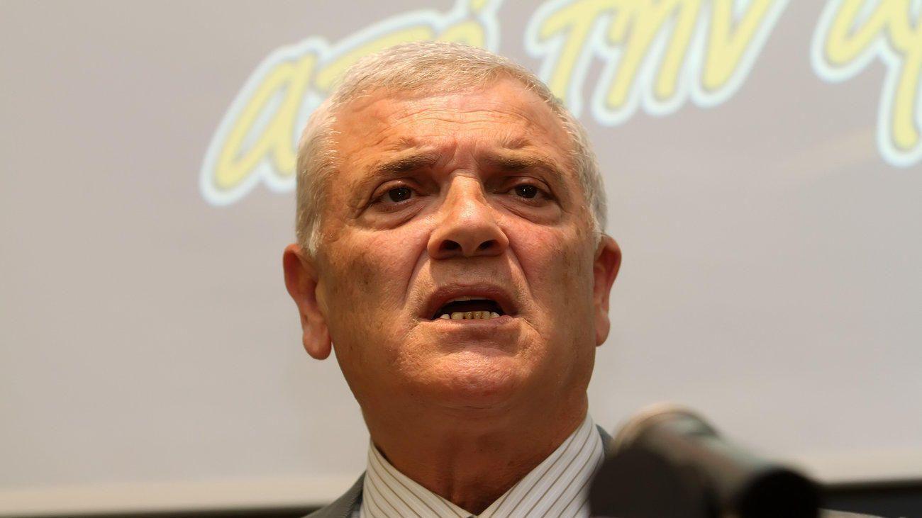 Δημήτρης Μελισσανίδης, ετών 64. Εφοπλιστής- Επιχειρηματίας.