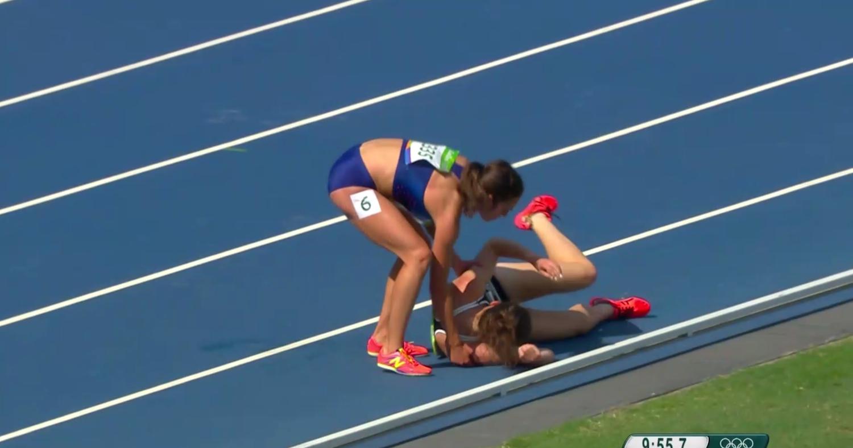 women's 5k Rio