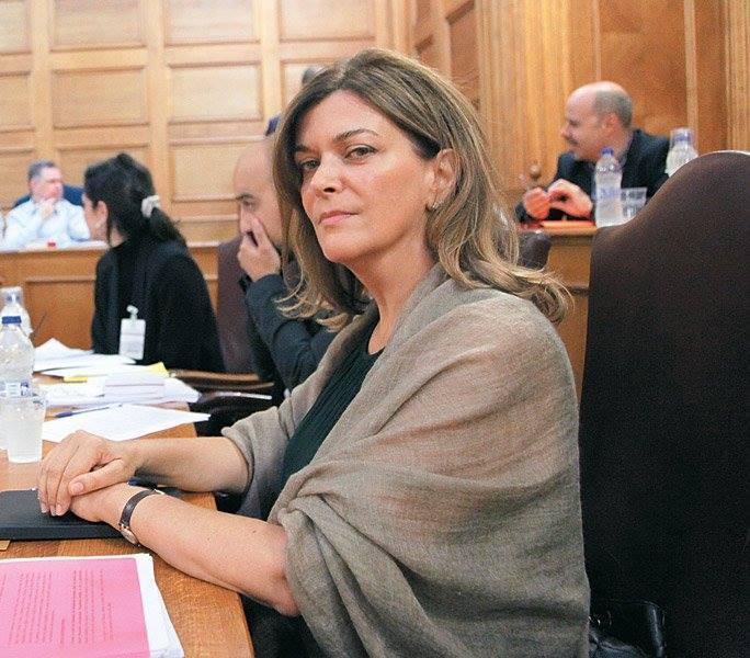 Ράνια Αντωνοπούλου, Αναπληρώτρια υπουργός Εργασίας