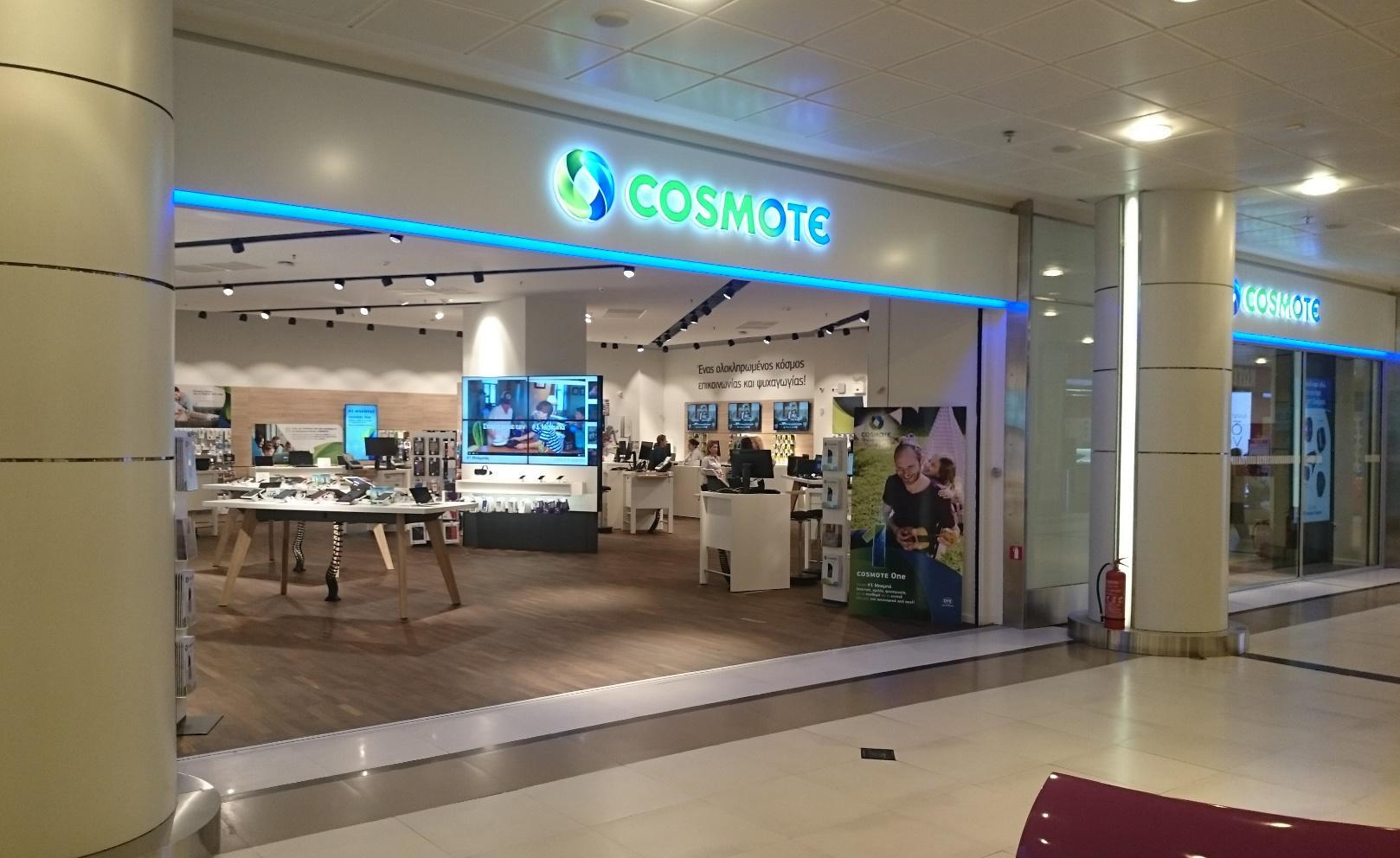 COSMOTE_The Mall