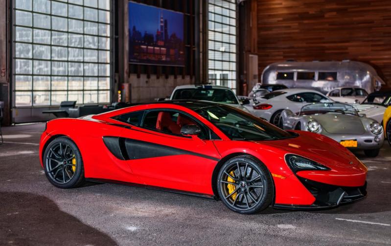 The 2016 McLaren 570S!