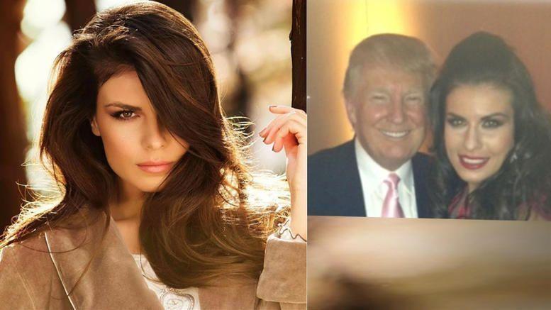 Donald Trump - Βασιλική Τσιρογιάννη