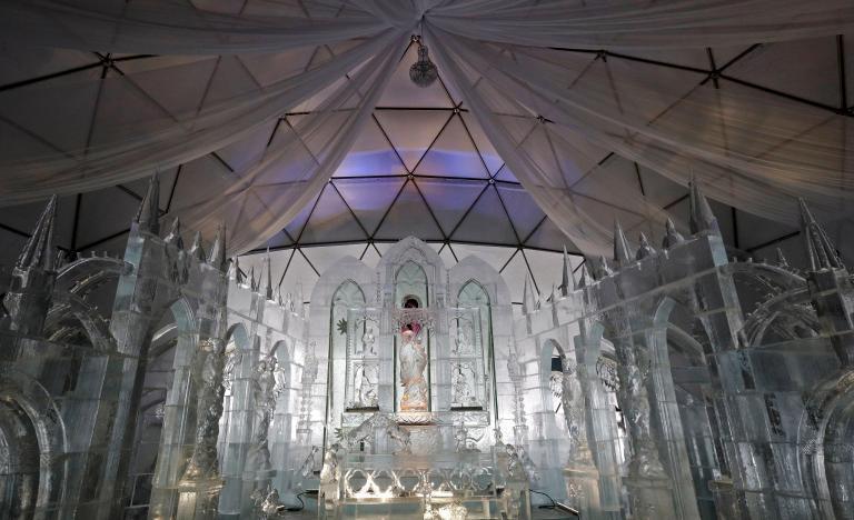 gothic ice