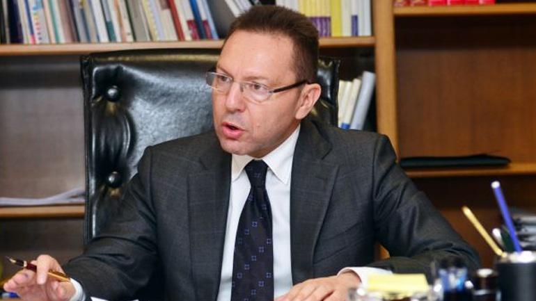 Γιάννης Στουρνάρας. Διοικητής ΤτΕ