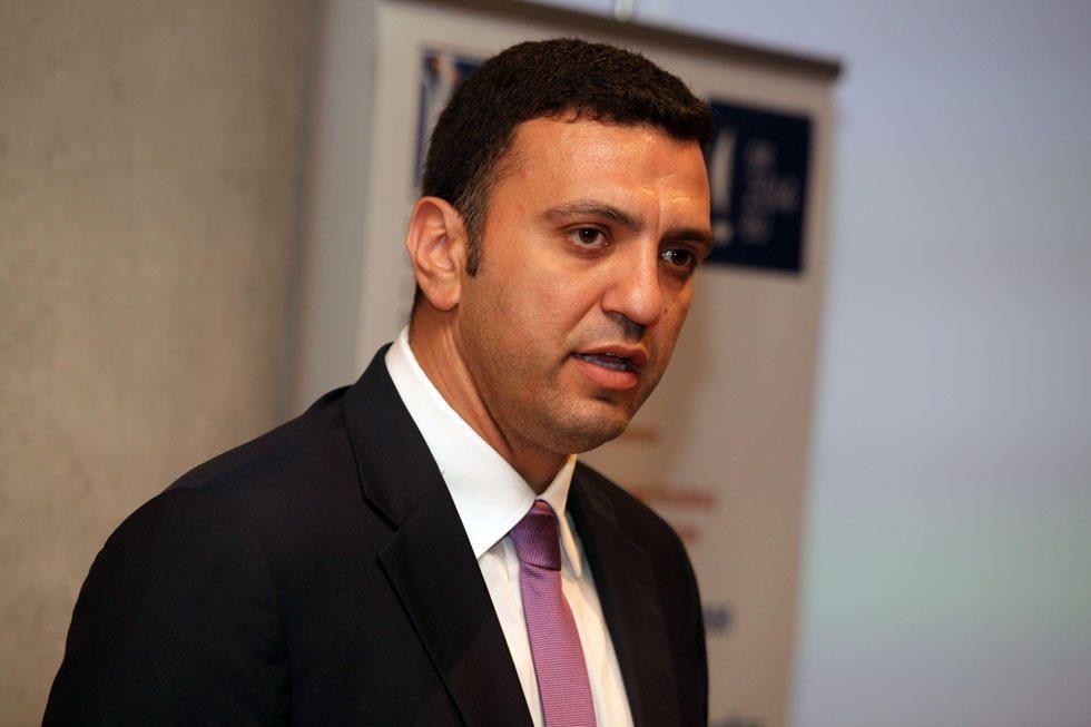 Βασίλης Κικίλιας, συντονιστής μεταναστευτικής πολιτικής και εκπρόσωπος Τύπου ΝΔ