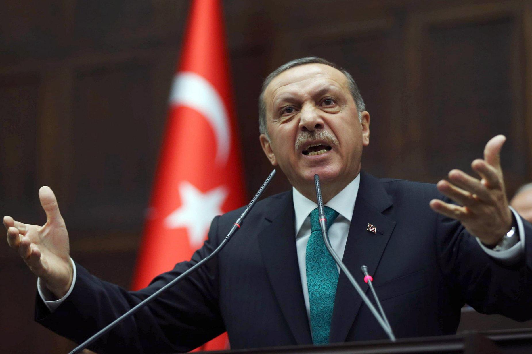 Ερντογάν Τουρκία Άγκυρα