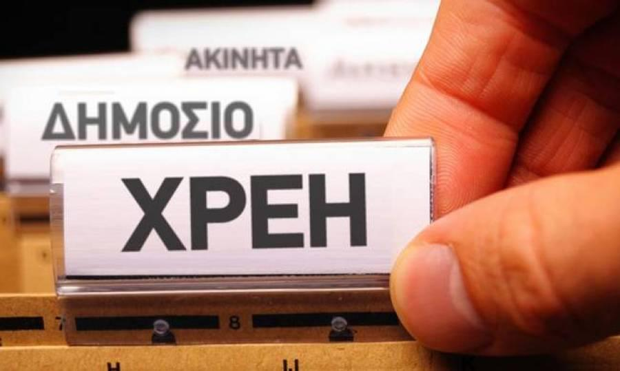 εξωδικαστικός μηχανισμός χρέηχρέη επιχειρήσεις