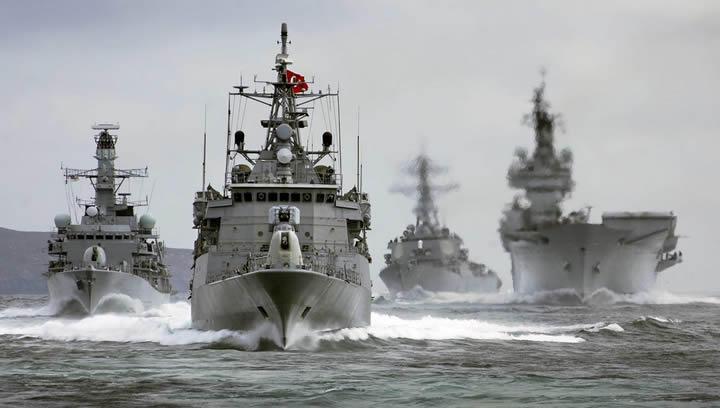 war ships turkey