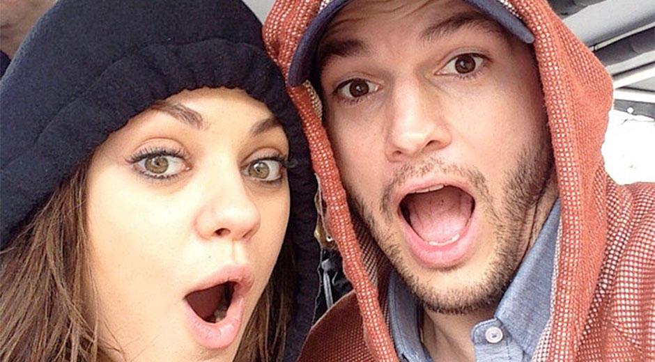 Ashton Kutcher - Mila Kunis